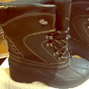 Men's /boys 6 winter boots